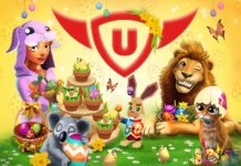 upjers' Easter events