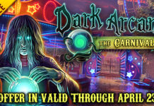 Weekly Giveaway! Get Dark Arcana: The Carnival for FREE on your favorite device