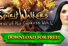 Weekly Giveaway! Get Spirit Walkers: Curse of the Cypress Witch for FREE