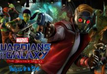 'Marvel's Guardians of the Galaxy: The Telltale Series' Arrives for Download on April 18th