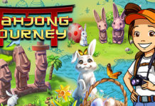 Easter gifts for all Mahjong Journey® fans on Apple, Google, Amazon and Windows app stores!