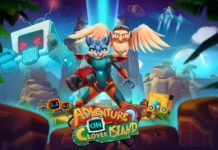 Skylar & Plux: Adventure on Clover Island launches May 19th