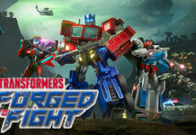 "Kabam And Hasbro ""Roll Out"" TRANSFORMERS: Forged to Fight"