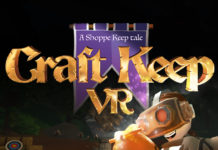 Craft Keep VR Reaches Full Release Tomorrow, 21st April
