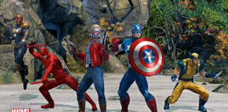 Marvel Heroes Omega Announced for PlayStation 4 and Xbox One