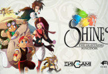 Shiness: The Lightning Kingdom - Meet your party in the Characters Trailer!