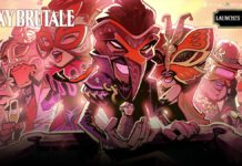 The Sexy Brutale Grand Opening on PS4, XBOX ONE, STEAM and PC