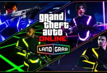 Introducing Land Grab, A New Adversary Mode in GTA Online