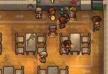 The Escapists 2 new map reveal