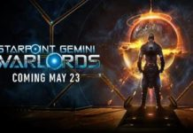 STARPOINT GEMINI WARLORDS ENTERS BETA STAGE IN STEAM EARLY ACCESS, LAUNCH DATE ANNOUNCED
