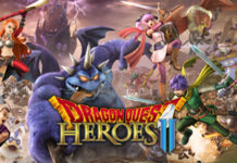 DRAGON QUEST HEROES II Available Now On PlayStation®4 System And STEAM