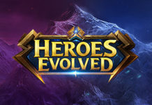 Heroes Evolved, the Hottest 5v5 MOBA on Mobile, is Now Available Globally