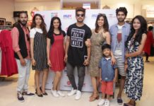 Popular Television Star Couple Kishwer Merchant & Suyyash Rai unveils the MAX Summer'17 Collection