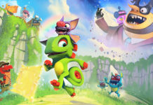 Yooka-Laylee Out Now!