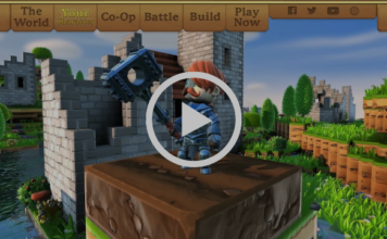 Portal Knights is turning 1.0 and releasing on consoles!