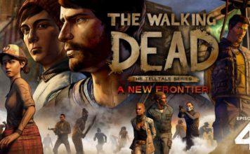 Critically Acclaimed 'The Walking Dead: The Telltale Series - A New Frontier' Continues in Episode 4 Starting Today