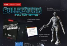 Gearbox Publishing and G2A.COM Team Up on a Collector's Edition of Bulletstorm: Full Clip Edition