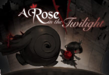 A Rose in The Twilight Now Available on PS Vita & Free Avatars, Themes, and more!