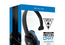 Turtle Beach's All-New RECON CHAT Gaming Headsets Redefine What Gamers Should Expect From A Chat Headset For Xbox One And PlayStation 4
