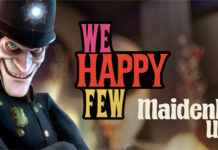 We Happy Few - Maidenholm Update Live Now on PC