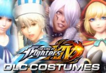 Four Lucky Fighters Are Getting DLC Costumes in THE KING OF FIGHTERS XIV