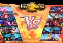 Mobile Gaming News: MOBA Game, Heroes Arena, Launches Worldwide (iOS/Android)