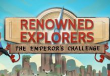 New Expansion for Strategy-RPG 'Renowned Explorers' Announced for May 10
