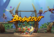 Competitive Animated Platform Fighter Brawlout Available Now on Steam Early Access