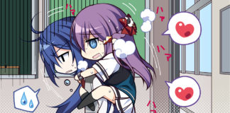 "Visual Novel Developer Frontwing Releases ""Grisaia: Phantom Trigger"" On Steam"