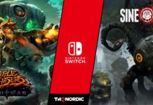 Battle Chasers: Nightwar and Sine Mora EX Announced for Nintendo Switch