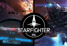 Starfighter Inc Reaches Its Kickstrter Goal; Reveals New Video