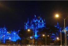 "World Autism Awareness Day- ""Light It Up Blue"" in Mumbai April 2nd,2017"