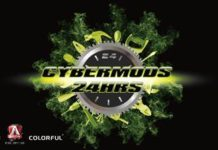 CyberMedia and TAITRA thrilled to announce CyberMods 24hrs International Teams