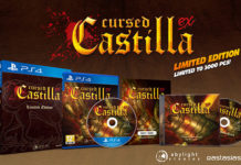 Cursed Castilla EX PS4 Limited Edition Announced