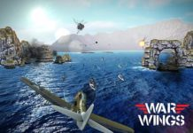 Mobile Gaming News: War Wings Update Introduces Six New U.S. Warplanes