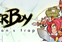 Wonder Boy: The Dragon's Trap available on Nintendo Switch, PlayStation 4 and Xbox One