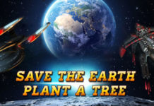 Plant a tree with the Star Trek: Alien Domain Earth Day event