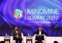 Top Leaders and Opinion Makers Discuss India In The Face Of Disruption and Changing Face of Society, Politics, Business and Governance at the 11th Mindmine Summit Hosted by Hero Enterprise