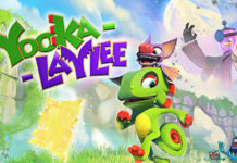 REVIEW : Yooka-Laylee (PC)