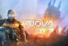 NOVA Legacy Celebrating 5 Million Downloads in 2Weeks