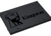 Kingston Launches Its Affordable A400 SSD in India