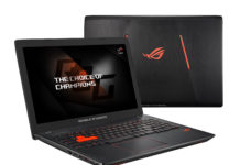 Introducing the ASUS ROG GL553