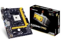 BIOSTAR INTRODUCES A320 PRO SERIES AM4 MOTHERBOARDS