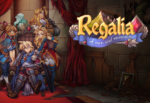 Regalia: Of Men and Monarchs – rule the kingdom of Ascalia on May 18th!