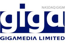 James Huang Appointed Chief Executive Officer of GigaMedia