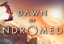 INTERGALACTIC 4X STRATEGY GAME, DAWN OF ANDROMEDA, AVAILABLE NOW ON STEAM