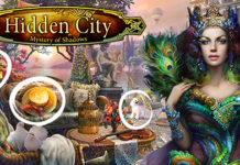 Time goes mad in the new event update of Hidden City®: Mystery of Shadows – now on ALL platforms