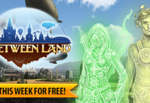 Weekly Giveaway! Get Inbetween Land for FREE on your favorite device!
