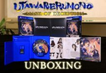 Unboxing the Utawarerumono: Mask of Deception Launch Edition