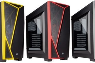 Bold and Ready to Build - CORSAIR Launches New Carbide Series SPEC-04 Mid-Tower Gaming Case